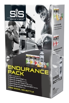 SIS Endurance Pack with Bottle
