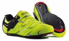 NorthWave Sonic SRS Road Shoes Yellow Fluo