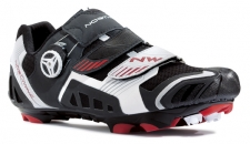NorthWave Nirvana MTB Shoes Black-White-Red