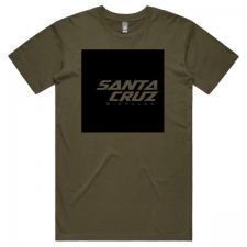 Santa Cruz MY21 Square Tee