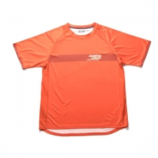 Santa Cruz Dash SS Trail Jersey - Sunset