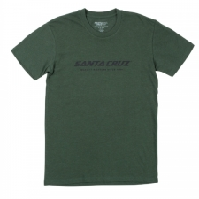 Santa Cruz Warden T-Shirt - Forest/White