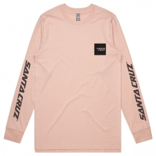 Santa Cruz MY21 Square LS Tee