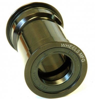 Wheels Manufacturing PressFit 30 bottom bracket - black