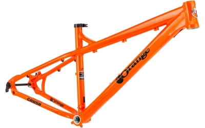 Orange Crush Frame 2017