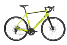 Orro Terra 105 Gravel Bike Green 2017