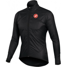 Castelli Squadra Long Jacket - Black