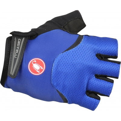 Castelli Arenberg Gel Glove Surf Blue/Black