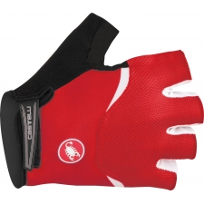 Castelli Arenberg Gel Glove Red/White