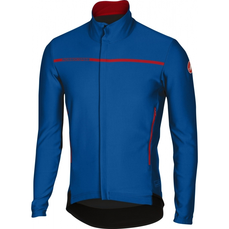 Castelli Perfetto Long Sleeve Surf Blue