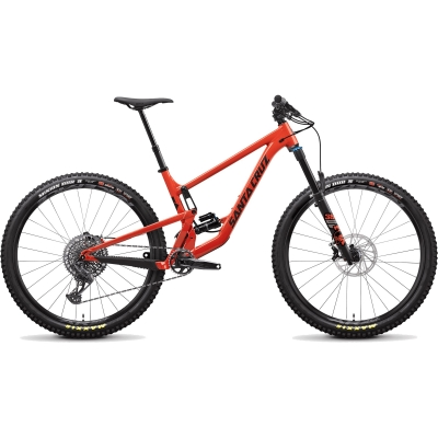 Santa Cruz Hightower Alu S 2021