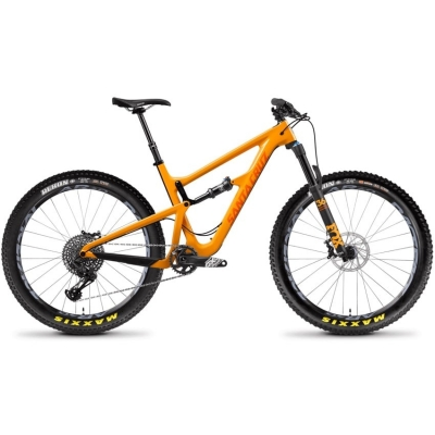 Santa Cruz Hightower Carbon C S 27+ 2018