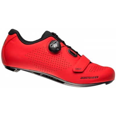 Bontrager Circuit Road Shoe - Viper Red