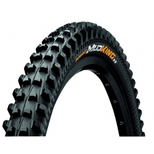 Continental Mud King Apex Tyre - Wire Bead Black Chili